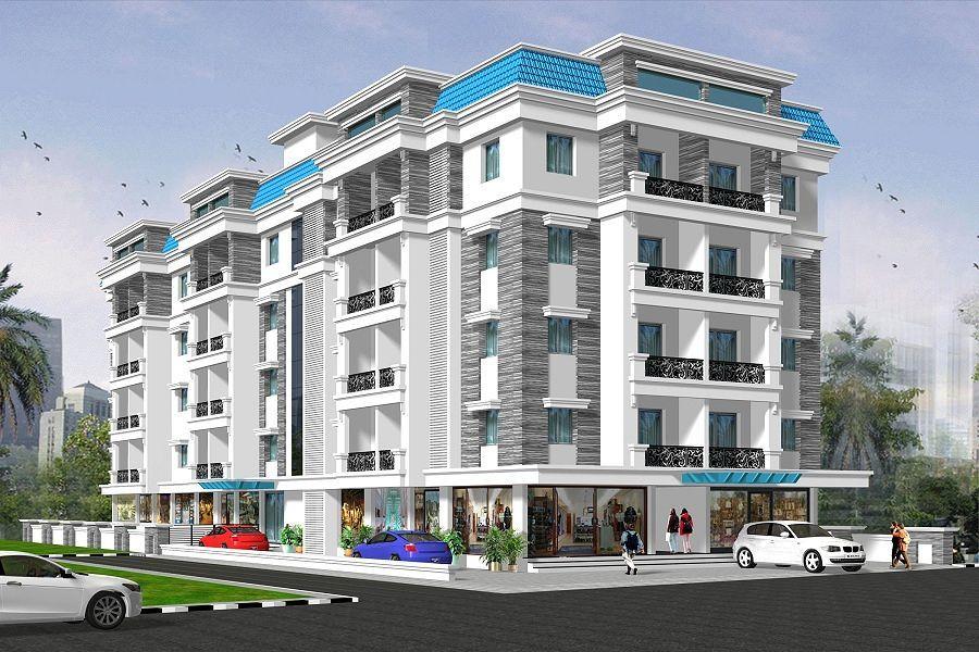 Shrinidhi Ramdev Residency - Project Images