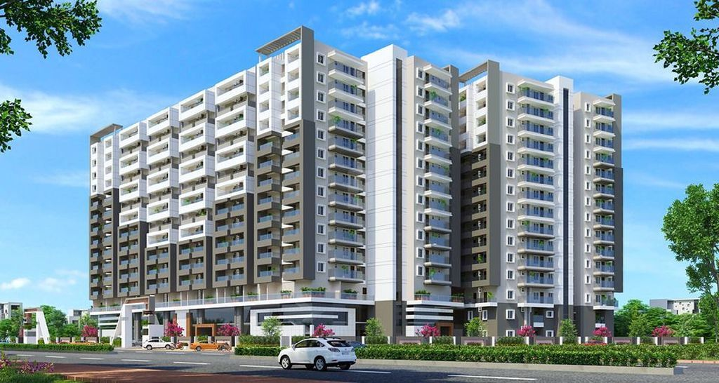 Abhiram Touchstone Towers - Project Images