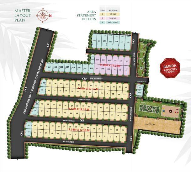 JP Signature Park - Master Plans