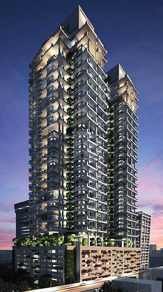 Indiabulls Sky Forest A2 - Project Images