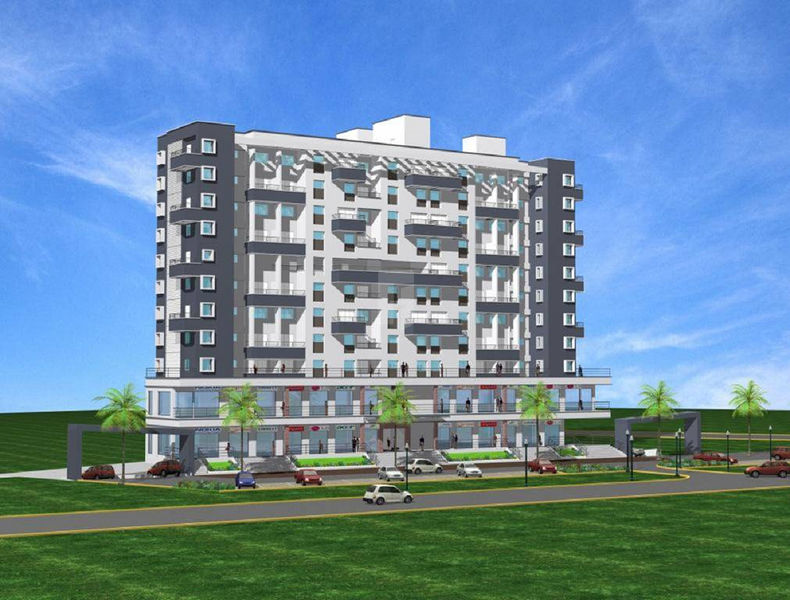Shree Ganesh Adityavardhan Heights - Project Images