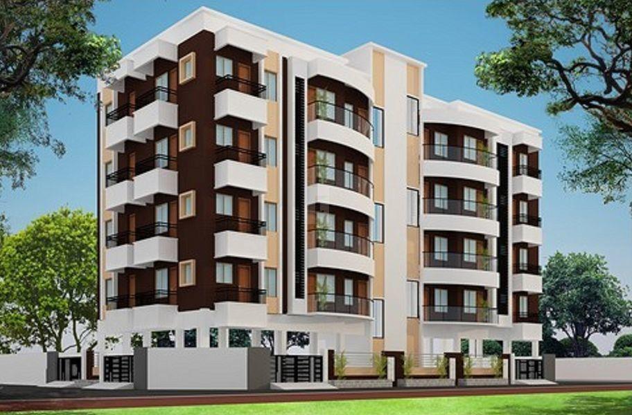 Yamunai Nagar Flat I - Project Images