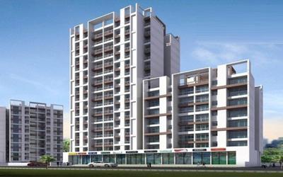 rathi-mansarovar-residency-in-shilphata-elevation-photo-nmh