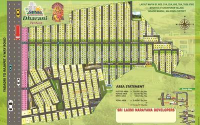 sln-dharani-venture-in-yadagirigutta-master-plan-1vla