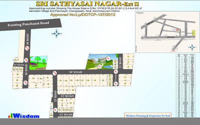sri-sathya-sai-nagar-ext-ii-iii-karunilam-in-singaperumal-koil-master-plan-rby