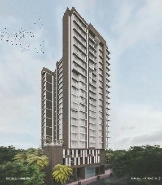 C H Patil Sai Krupa CHSL - Project Images