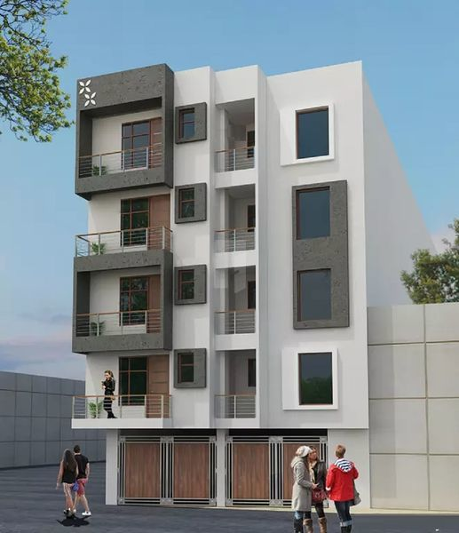 Unity Apartments - Project Images