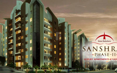 sree-dakshas-sanshray-phase-ii-in-vadavalli-elevation-photo-hft