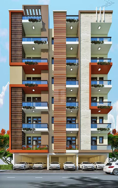 Maan Rishi Apartment - Project Images