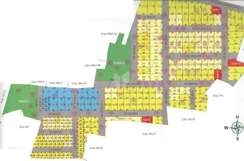 Doctor's Courtyard Jeevana - Master Plans